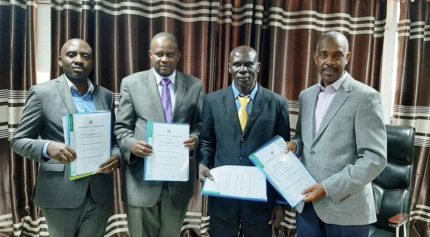MoU to establish Yumbe Mango Processing Factory signed
