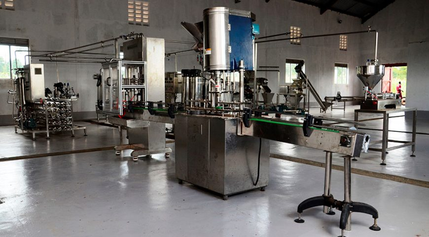 Kayunga Pineapple Factory to open in June 2020