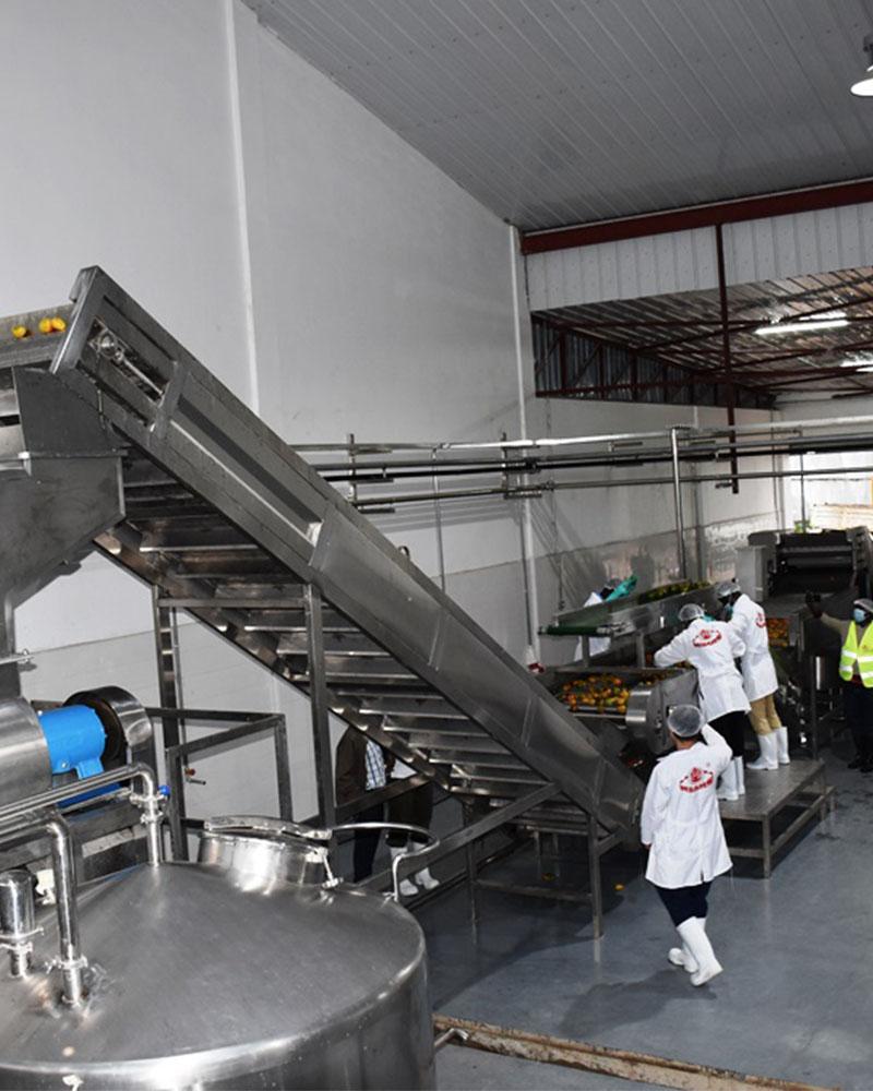 Yumbe Factory