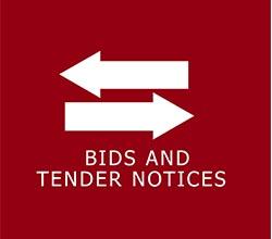 Bids & tenders