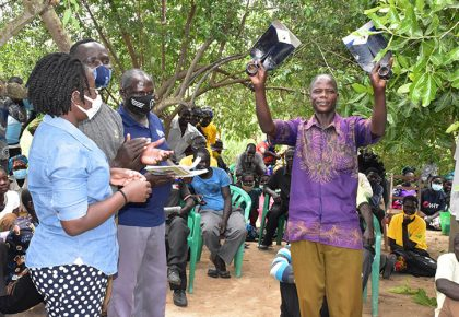 NAADS distributes 2.5 million Hoes for Food Security