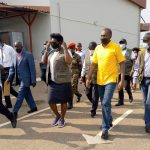 Agriculture Minister, ED NAADS, ED NARO Tour Government Agriculture projects